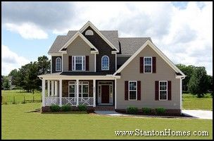 2+story+house+with+a+porch | 2000 to 2500 Sq Ft Homes ...