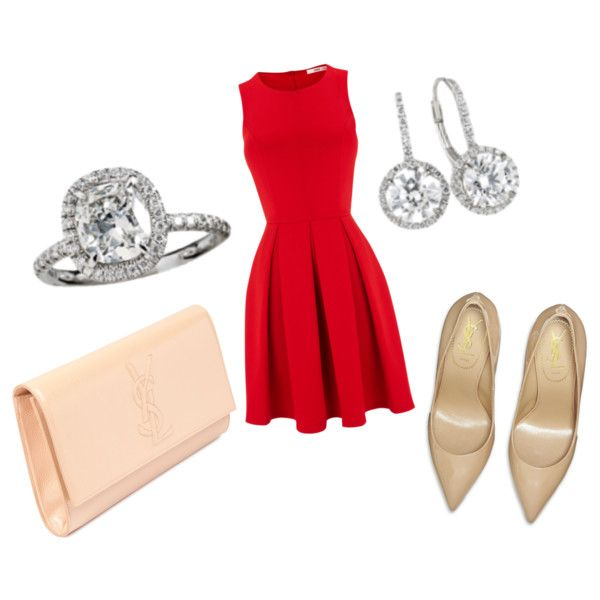 Just Got Engaged Now What: Congratulations! You Just Got Engaged! Now What To Wear To