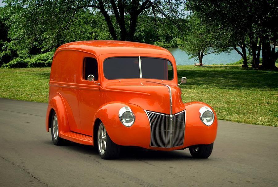 1940 Ford Maintenance/restoration of old/vintage vehicles: the ...
