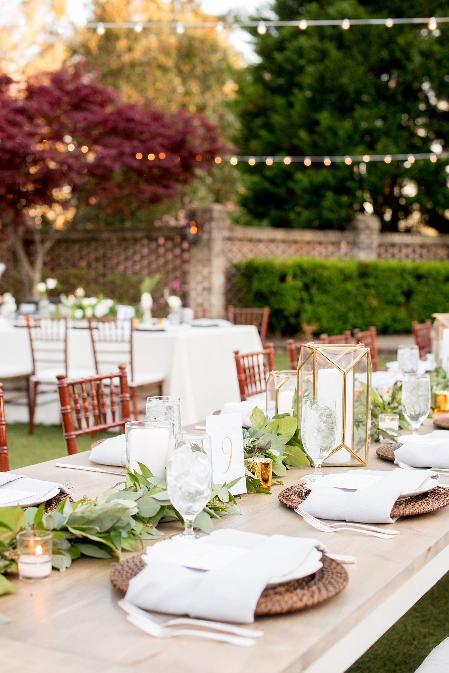 The Sutherland Wedding Photos Wake Forest North Carolina Wake - Farm table wake forest nc