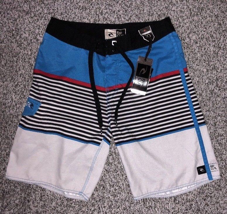 New Men/'s Quick-Dry Swim Beach Pants Boardshorts Surf Shorts Board Trunks 30-44