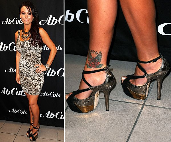 Let S Get Your Tan On With Jwoww Her Amazing New Natural Black Bronzer With The Ink Drink Complex To Protect Fashion Tanning Lotion Stuart Weitzman Nudistsong