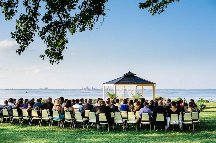 Lindsay Tony Maryland Yacht Club Wedding Pasadena Annapolis Photographer Angel Kidwell Photography