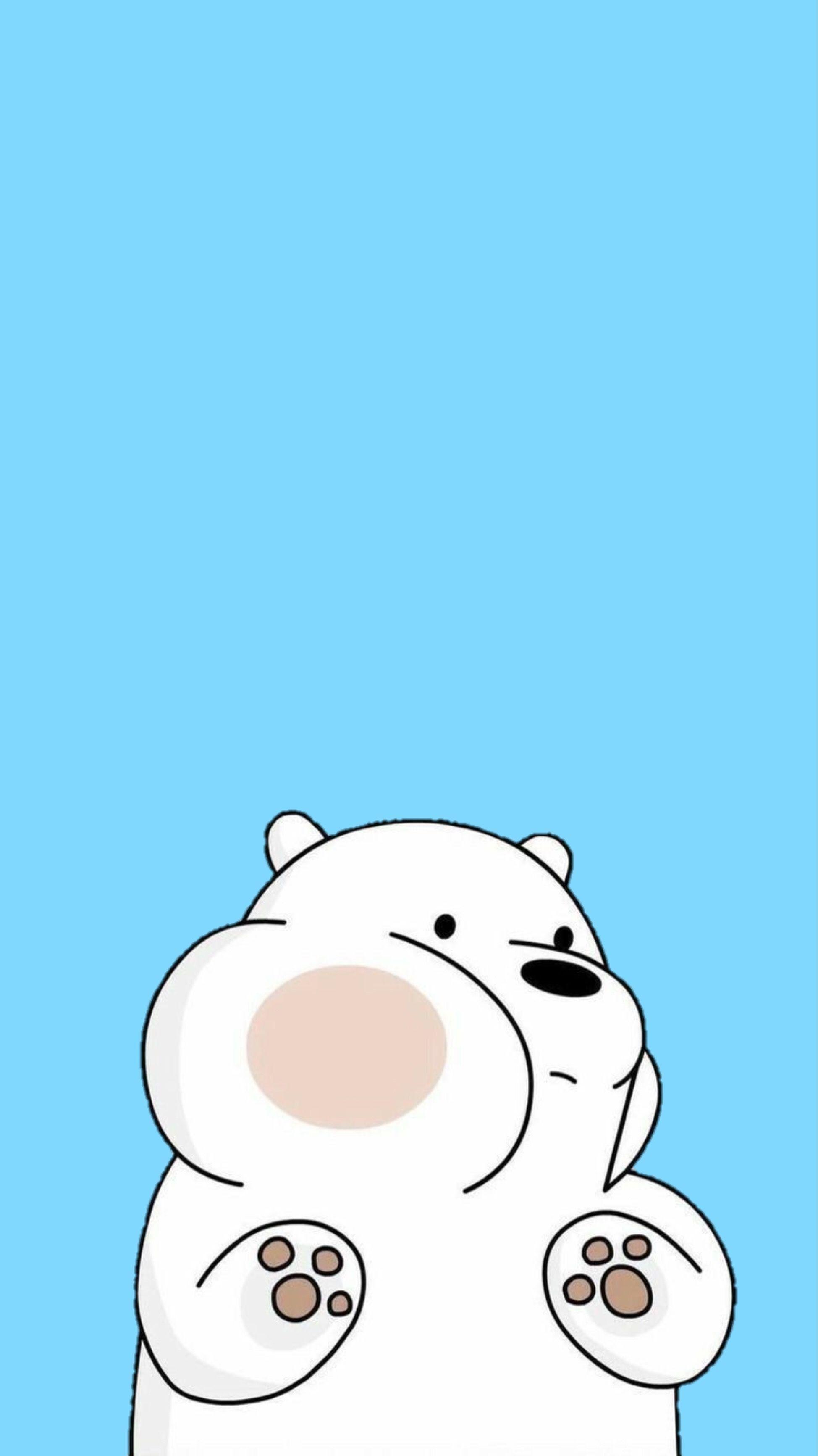 55+ ảnh nền điện thoại cute dành cho fan của We Bare Bears - BlogAnChoi