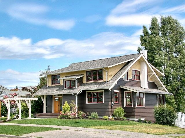 ranch house with brown shingles paint colors exterior pictures brown home exterior - Ranch Home Exteriors