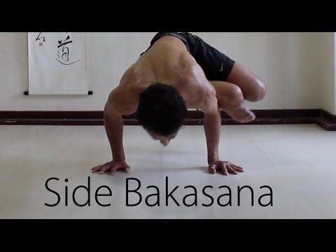 bakasana for beginners crow pose yoga arm balance  youtube