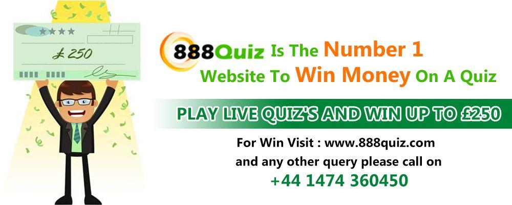 Pin by Quiz 888 on online quiz contest | Play quiz, Quiz