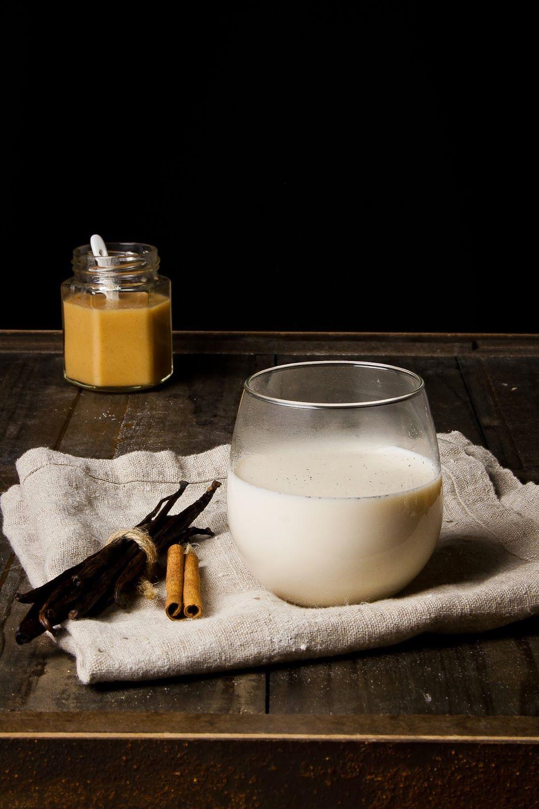 Vanilla Infused Milk Jam via Hint of Vanilla