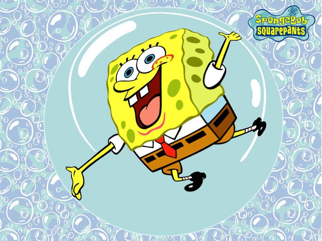 Flying With Bubble Spongebob Wallpaper Here You Can See Flying With Bubble Spongebob Wallpaper Or Download Picture Spongebob Wallpaper Spongebob Cartoon Pics