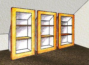 Regal Für Die Dachschräge Dachschräge Pinterest