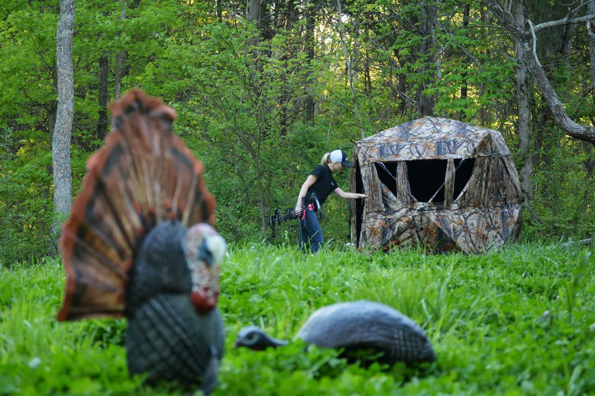 How To Practice For Bow Hunting Turkeys Bow hunting