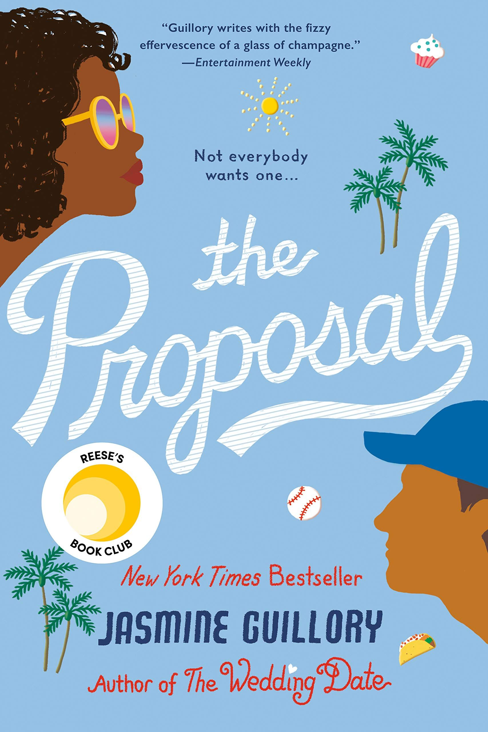 The Proposal by Jasmine Guillory Sunshine books, Good
