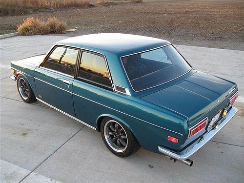 1972 Datsun 510 For Sale Driver Rear Above Datsun 510 Datsun Nissan Cars