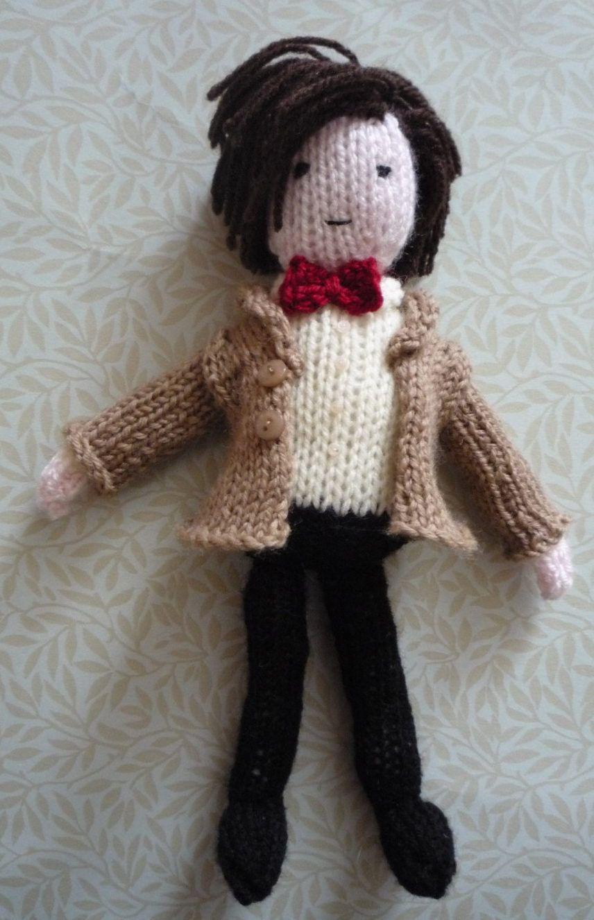 Doctor Who Knitting Patterns | Knitting patterns, Knit patterns and ...