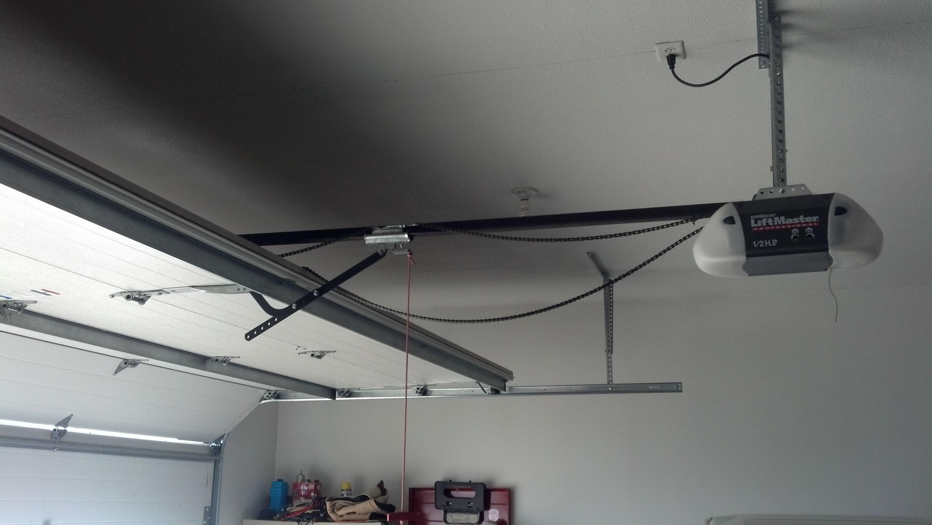 Liftmaster 1 2 Hp Garage Door Opener Failure Garage Door Opener