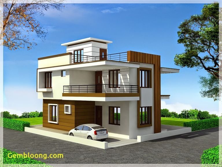 Furniture Design Modern Awesome Design Of Duplex House Indian Style House Style And Plans Furnitur Duplex House Design Duplex House Plans Modern House Design
