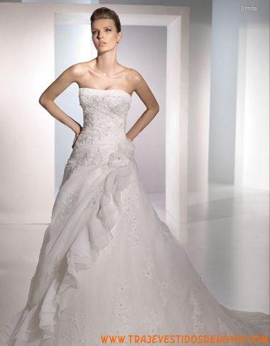 ermita vestido de novia | vestidos de novia para gorditas