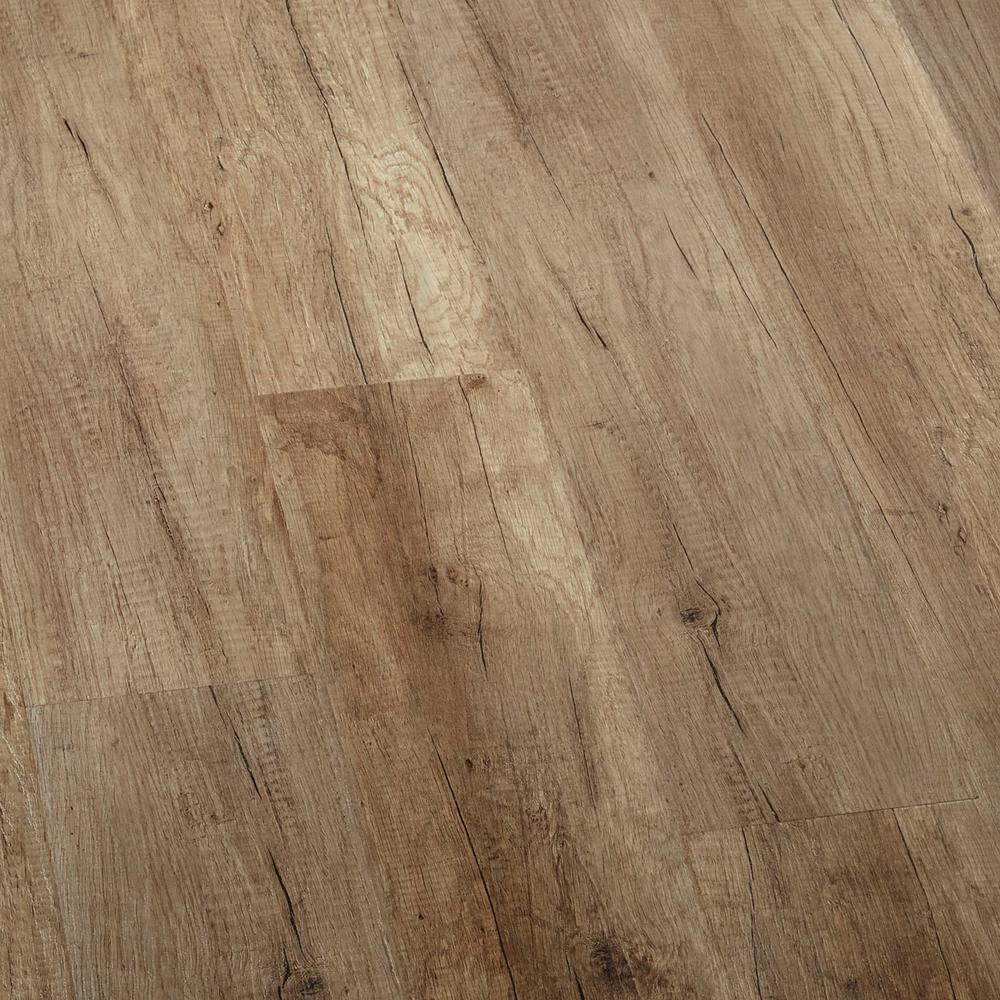 Lifeproof Embossed Greystone Oak Water Resistant Laminate Flooring 5 In X 7 In Take Home Sample Hl 939565 The Home Depot In 2020 Oak Laminate Flooring Oak Laminate Flooring