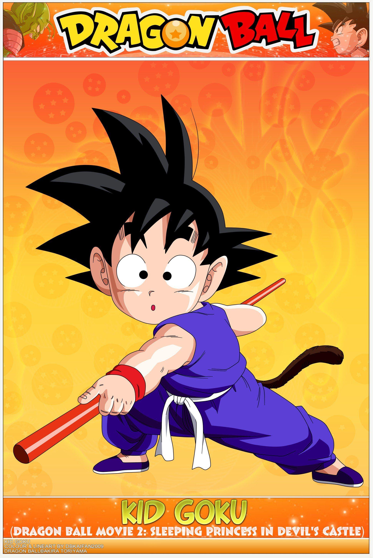 Kid Goku Wallpapers