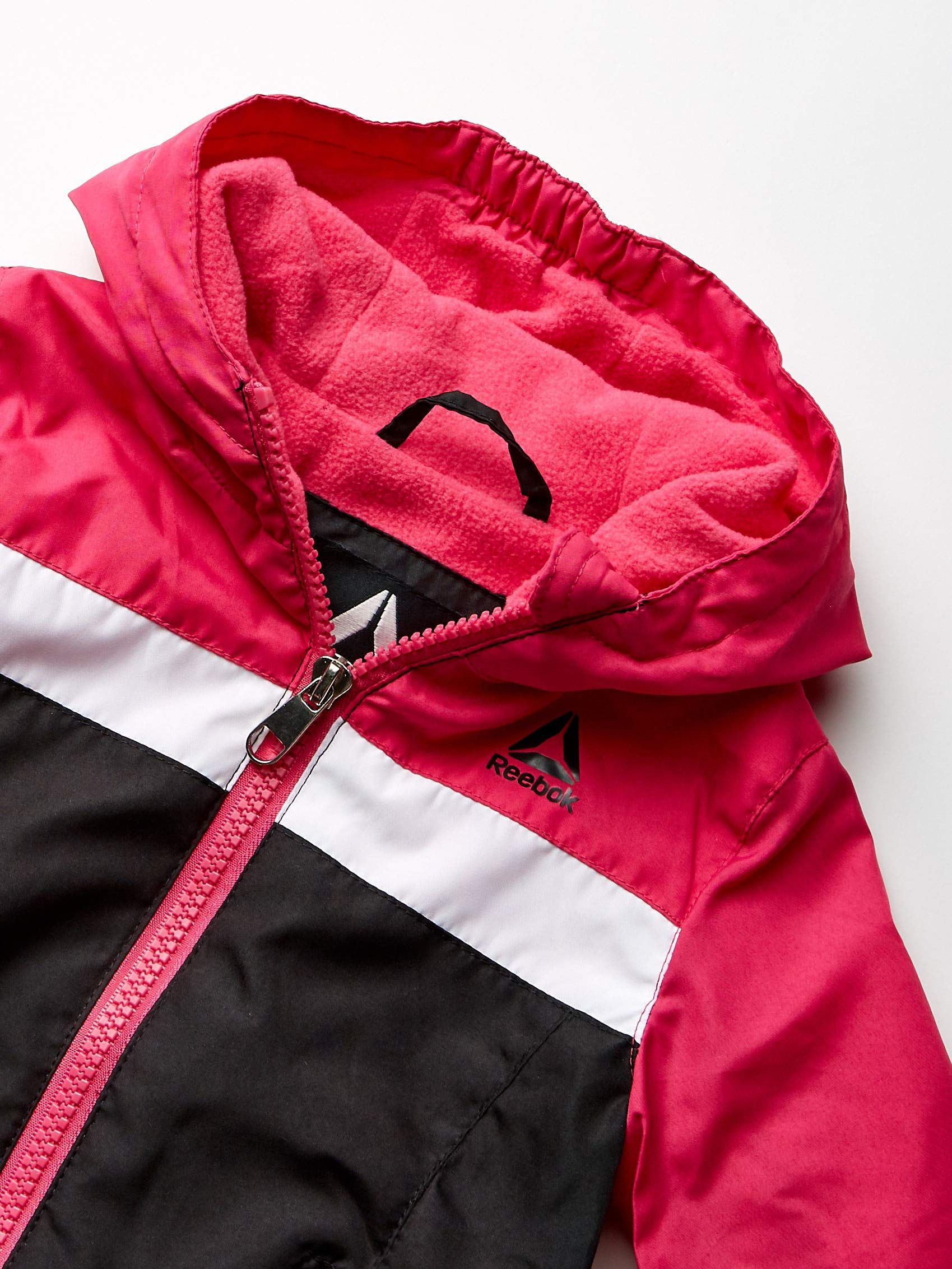 Reebok Baby Girls Active Outerwear Jacket More Styles Available Color Block Black 12m To Find Out More Browse Throu Outerwear Jackets Jackets Outerwear [ 2265 x 1699 Pixel ]