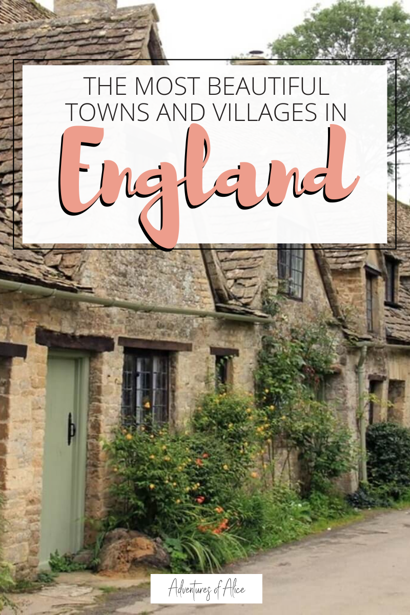 If You Live In England Or Have Thought About Visiting I Recommend Planning A Few Days Outsi Beautiful Places In England England Travel Guide Visiting England