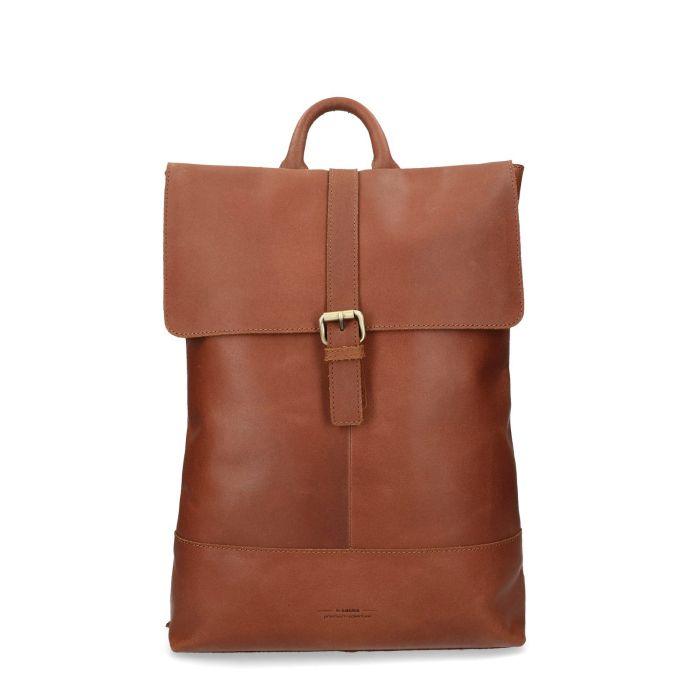 88162f446f0 Dé trend van dit moment: Cognac laptop rugzak! Shop jouw favoriete Tassen  gemakkelijk online