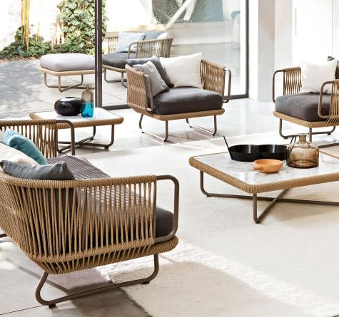 Lounge möbel wohnzimmer  Looms Designer Gartenmöbel Pforzheim - Lounge Möbel Babylon ...