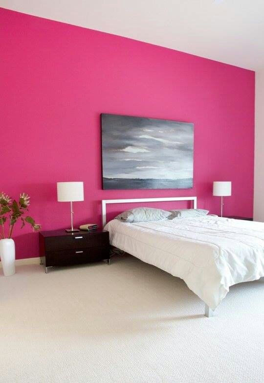 22 Cuartos color rosa