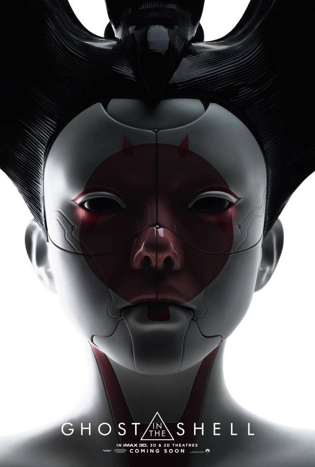 Rupert Sanders / Ghost in the Shell / Poster / 2017