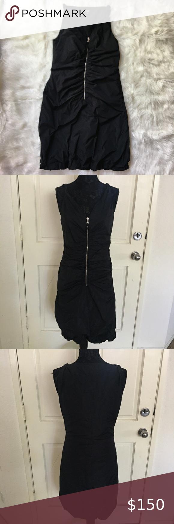 Dolce Gabbana Women S Black Dress Size 12 Dolce Gabbana Black Knee Length Ruched Dre Womens Black Dress Long Sleeve Pencil Dress Strapless Cocktail Dresses [ 1740 x 580 Pixel ]