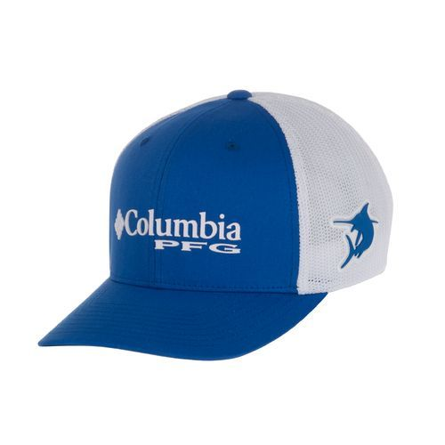 Columbia Sportswear Men s PFG Mesh Ball Cap  bd1b2f0ab43