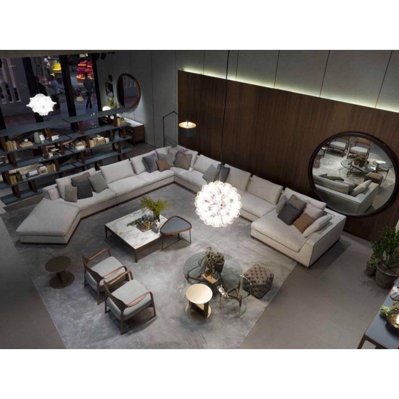 Kirk Modular Sofa From Porada   At Salone Del Mobile 2017, Furniture Fair  In Milan