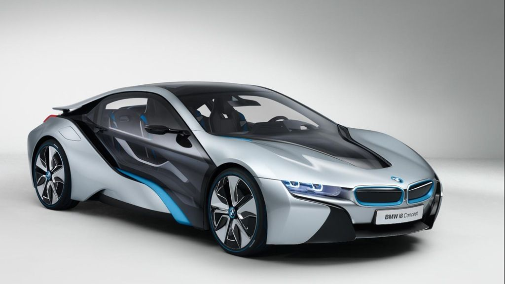 Bmw I Futuristic Car Electric Vehicle Concept Car Bmw コンセプト Bmw車 コンセプトカー