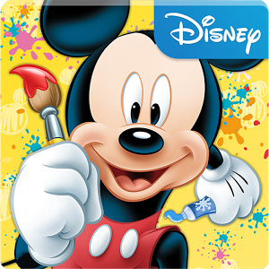 Mickeys Color And Play V10002 Apk OBB Data