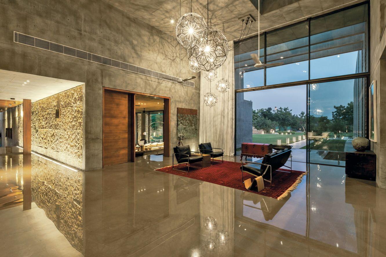 Cool Feng Shui - Villa Ahmedabad von Blocher Blocher Partners in ...