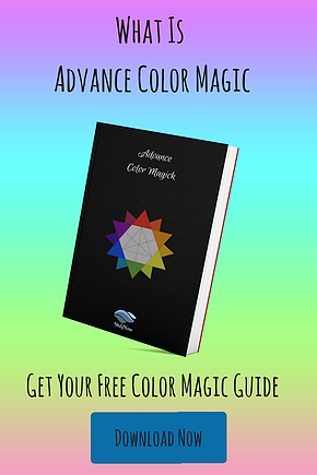 Advance Color Magik Correspondence   WitchyWaters   Astrology Tarot