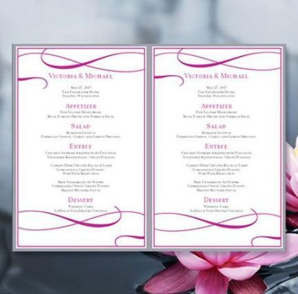 Diy wedding menu template love 22 ideas #weddingmenutemplate Diy wedding menu template love 22 ideas #wedding #weddingmenutemplate
