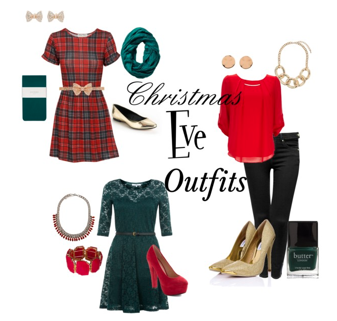 What I Love About Christmas + Christmas Eve Outfits