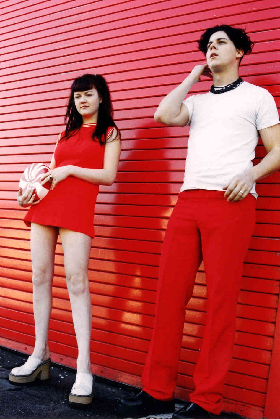 My American Dream Sounds Like The White Stripes Music Movies Tv