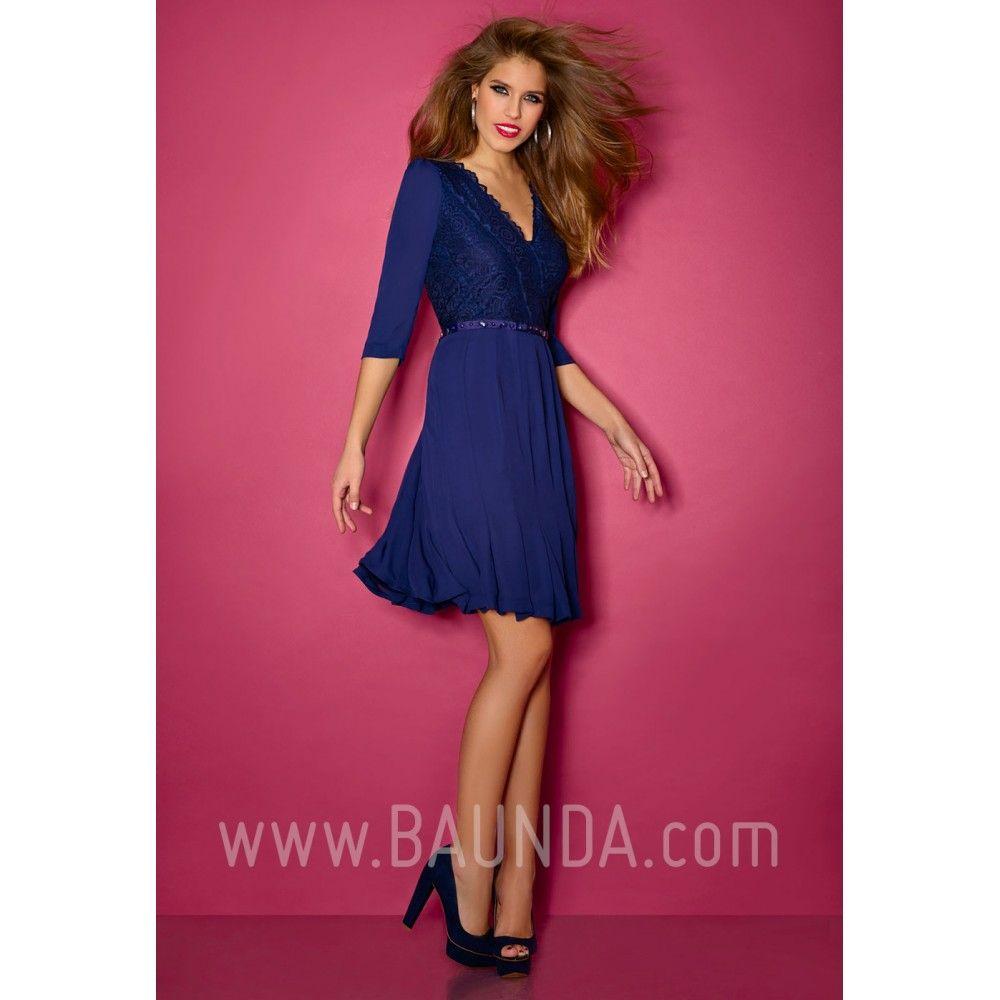 Vestido Fiesta Daniella 2014 1351 Disponible en Baunda C/ Ayala 85 y ...