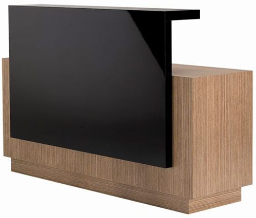 Vanity Reception Desk | Design X Mfg | Salon Equipment, Salon Furniture,  Pedicure Spa