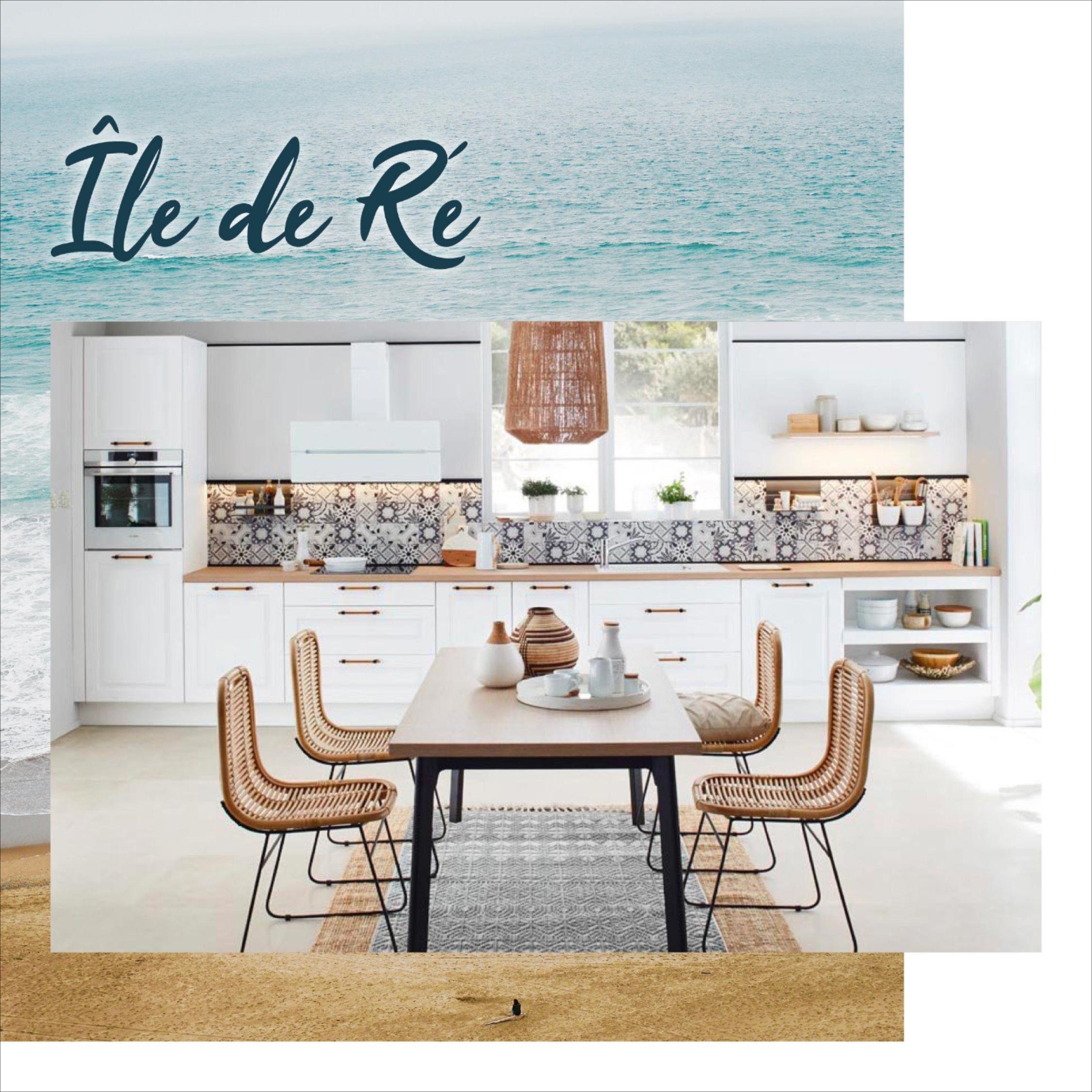 Destination Île de Ré en 18  Ile de ré, Cuisine équipée, Lineaires