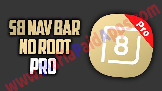 S8 Navigation bar PRO (No Root) Simple control v1 3 0
