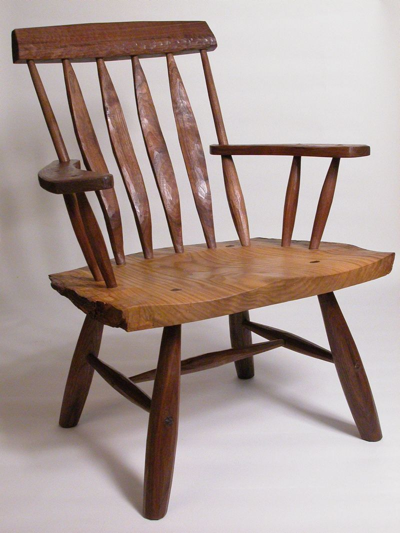 hearth chair drew langsner handmade chairs pinterest