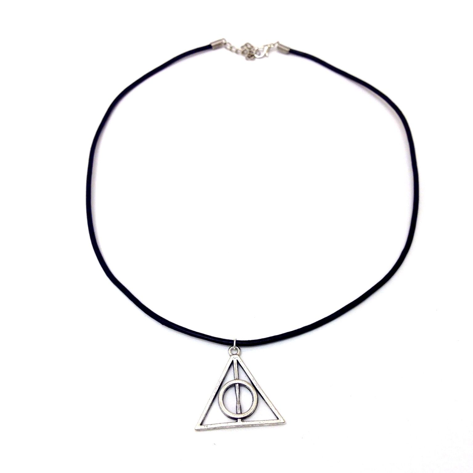 Deathly hallows necklace4 prettytwisted necklace http