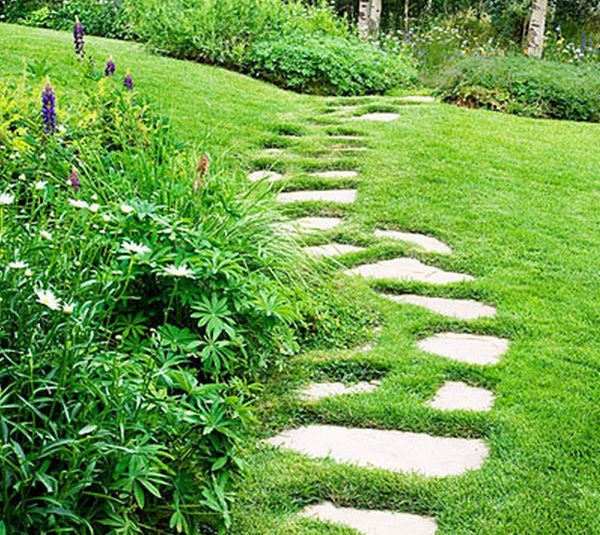 You Ll Be Inspired By These Creative And Inviting Garden Paths Sunset Backyard Walkway Garden Paths Gorgeous Gardens