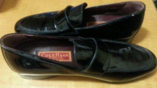 Cole Haan Evening Broadway C00697 8 1 2 D Formal Wedding Black Tie Tuxedo Shoe | eBay