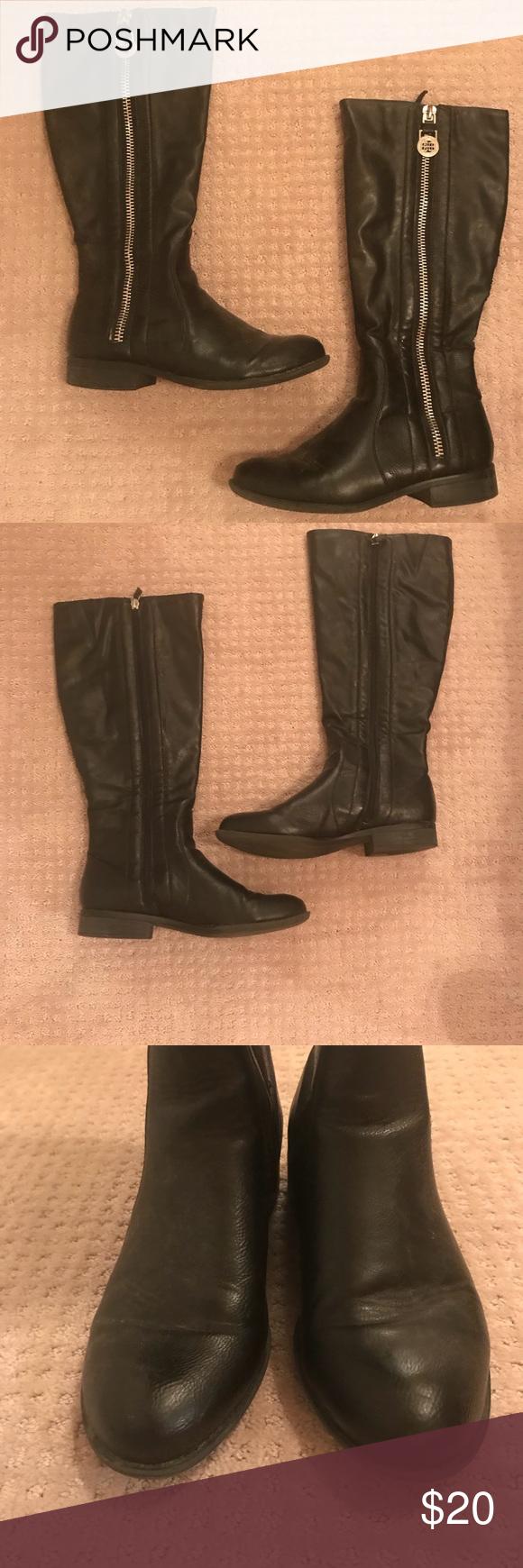 Dana Buchman Tall Black Boots from Kohl
