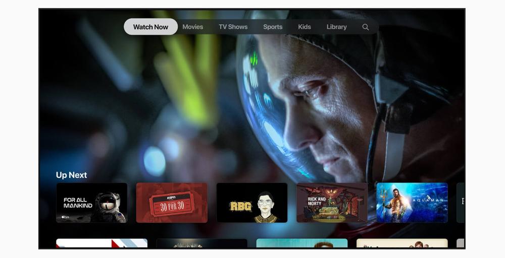 De eerste indruk van Apple TV Plus Apple tv