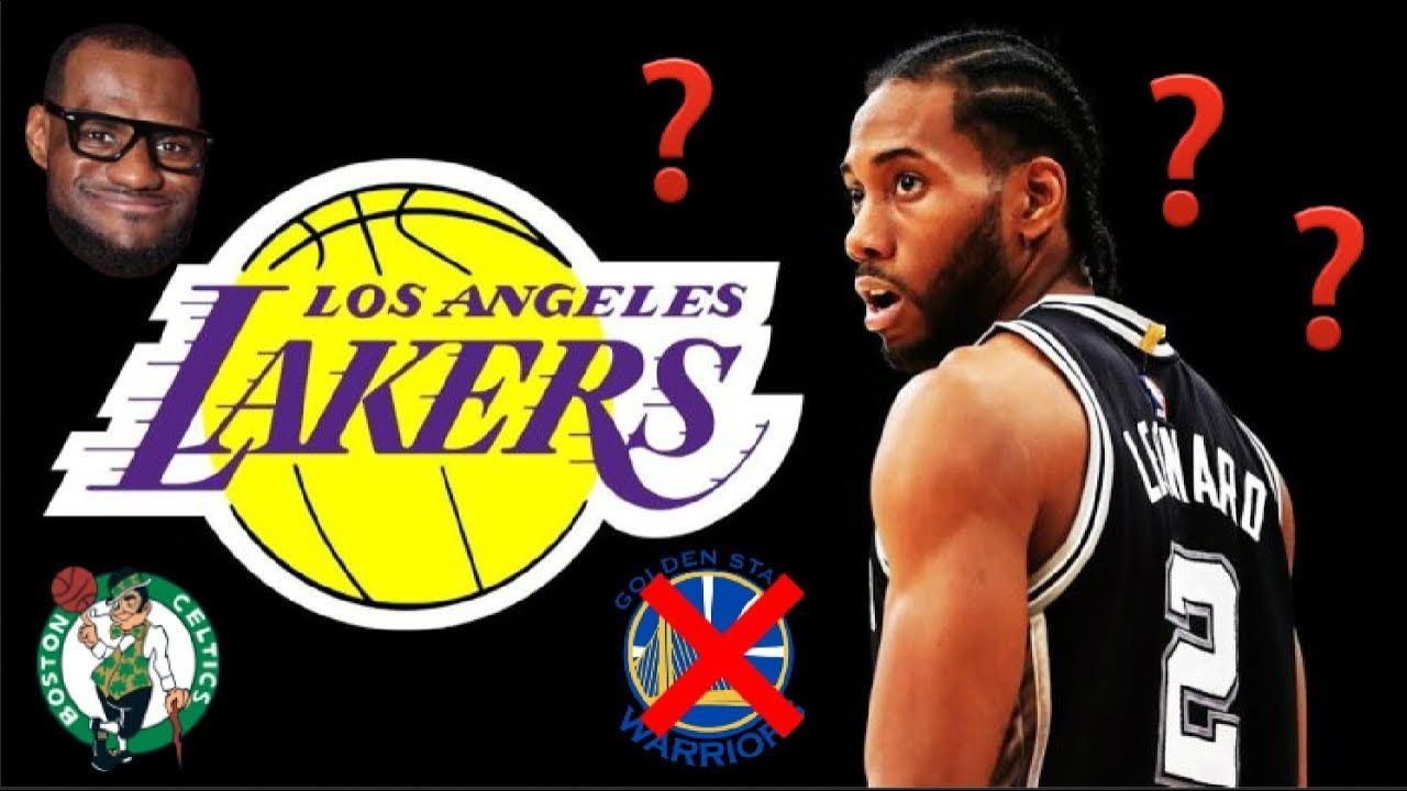 KAWHI LEONARD TO JOIN LEBRON JAMES, PAUL GEORGE ON THE